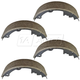 1ABPS00200-Brake Shoes