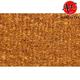 ZAICK03277-1977-80 Chevy K30 Truck Complete Carpet 4645-Mandrin Orange