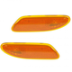 1ALPP00467-Mercedes Benz Side Marker Light Front Pair