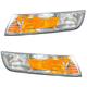 1ALPP00464-1995-97 Mercury Grand Marquis Corner Light Pair