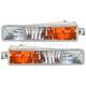 1ALPP00455-1997-01 Honda Prelude Parking Light Pair