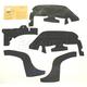 1ABSS00013-1967-69 Chevy Camaro Pontiac Firebird A-Arm Frame Seals