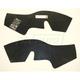 1ABSS00023-1968-72 Pontiac GTO LeMans Tempest A-Arm Frame Seals
