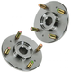 1ASHS00179-1998-02 Honda Accord Wheel Hub Pair