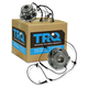 1ASHS00190-Jeep Liberty Wheel Bearing & Hub Assembly  TRQ BHA53447