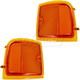 1ALPP00496-GMC Side Marker Light Pair