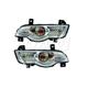 1ALPP00480-2009-12 Chevy Traverse Parking Light Front Pair