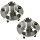1ASHS00164-Wheel Hub Pair Rear