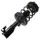 MNSTS00494-Mazda Protege Protege5 Strut & Spring Assembly Front Driver Side  Monroe Quick-Strut 171425