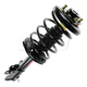 MNSTS00488-Infiniti I35 Nissan Maxima Strut & Spring Assembly Front Driver Side  Monroe Quick-Strut 171462