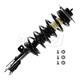 MNSTS00482-Chevy Equinox Pontiac Torrent Strut & Spring Assembly Passenger Side Front  Monroe Quick-Strut 172209