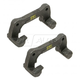 CABCS00020-Disc Brake Caliper Bracket Rear Pair A1 Cardone 14-1405