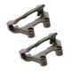 CABCS00014-Disc Brake Caliper Bracket Pair A1 Cardone 14-1112