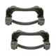 CABCS00013-Disc Brake Caliper Bracket Front Pair A1 Cardone 14-1104