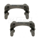 CABCS00008-Disc Brake Caliper Bracket Rear Pair A1 Cardone 14-1006