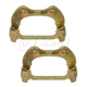 CABCS00007-Disc Brake Caliper Bracket Pair Rear A1 Cardone 14-1110