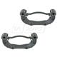 CABCS00005-Disc Brake Caliper Bracket Rear Pair A1 Cardone 14-1103