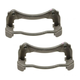 CABCS00002-Disc Brake Caliper Bracket Front Pair A1 Cardone 14-1002