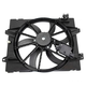 DMRFA00003-2006-11 Radiator Cooling Fan Assembly