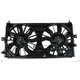 DMRFA00001-2000-03 Chevy Impala Monte Carlo Radiator Dual Cooling Fan Assembly Dorman 620-616