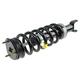 MNSTS00444-Strut & Spring Assembly Front Driver or Passenger Side  Monroe Quick-Strut 172292