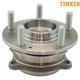 TKSHX00022-Wheel Bearing & Hub Assembly Rear Timken 513256