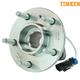 TKSHX00012-Wheel Bearing & Hub Assembly Rear