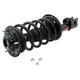 MNSTS00394-Strut & Spring Assembly Front Driver Side Monroe 172200