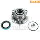 TKSHX00010-1984-88 Pontiac Fiero Wheel Bearing & Hub Assembly Rear  Timken 513011K
