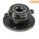 TKSHX00009-Wheel Bearing & Hub Assembly Rear Timken HA590106