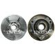 TKSHX00007-Cadillac CTS Chevy Camaro Wheel Bearing & Hub Assembly Rear Driver or Passenger Side Timken HA590260