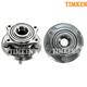 TKSHX00006-Wheel Bearing & Hub Assembly Rear Timken HA590142