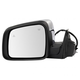 1AMRE02848-2011-17 Jeep Grand Cherokee Mirror Driver Side