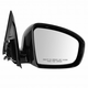 1AMRE02839-2013-16 Nissan Pathfinder Mirror Passenger Side