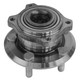 1ASHX00029-Wheel Bearing & Hub Assembly Rear Driver or Passenger Side