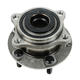 1ASHX00039-Wheel Bearing & Hub Assembly Rear Driver or Passenger Side