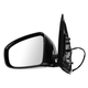 1AMRE02814-Nissan Murano Mirror Driver Side