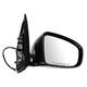 1AMRE02815-Nissan Murano Mirror Passenger Side