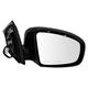 1AMRE02813-Nissan Murano Mirror Passenger Side