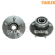 TKSHS00453-Wheel Bearing & Hub Assembly Rear Pair Timken 512220