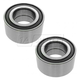 1ASHS00819-2002-08 Jaguar X-Type Wheel Bearing Front Pair
