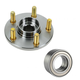 1ASHS00816-Wheel Bearing & Hub Kit Front
