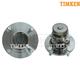 TKSHS00452-1994-96 Mitsubishi Galant Wheel Bearing & Hub Assembly Rear Pair Timken 512235