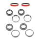 1ASHS00807-Wheel Bearing & Seal Kit Front