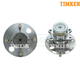 TKSHS00457-Wheel Bearing & Hub Assembly Rear Pair Timken 512190