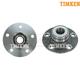 TKSHS00455-Wheel Bearing & Hub Assembly Rear Pair  Timken 512203