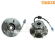 TKSHS00456-Wheel Bearing & Hub Assembly Rear Pair  Timken 512229