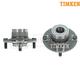 TKSHS00463-1989-94 Suzuki Swift Wheel Bearing & Hub Assembly Pair  Timken 512182