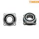 TKSHS00464-BMW Wheel Hub Bearing Module Rear Pair