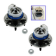 1ASHS00750-Wheel Bearing & Hub Assembly Pair